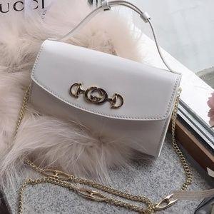 Gucci White Mini Bag